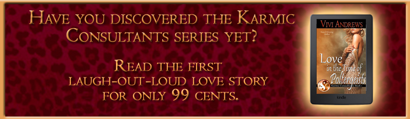 Get Hooked on the Karmic Consultants for only 99 cents